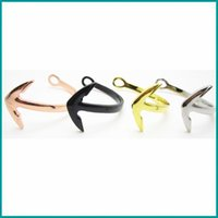 anchor leathers - mixed color MIANSAI half cuff anchors for bracelets WITHOUT LOGO on only anchors without ropes and leathers