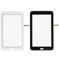Wholesale For Samsung Galaxy Tab Lite T110 Wifi Version Touch Screen Digitizer Glass Panel Front Glass Lens Replacement Parts