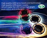 Wholesale 12v m LED strip M LED SMD LED string decorated flexible led lamp strip light soft led strip decorative lamp non Waterproof