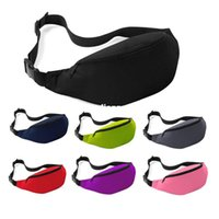 Wholesale Travel Sports Pack Hiking Running Belt Pack Waist Leg Delicate Unisex Waist Belt Bag