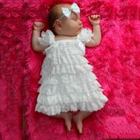 Cheap children formal dress Best princess dress children lace ruffle
