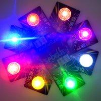 Wholesale LED Pet Supplies Spotlit Cat Dog Pet Collar Safety Light Tag Clip Pet Pendant Glow Dark Light Keychain Best price Xmas Gift