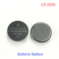 batteries computers - Button batteries CR2032 CR2016 CR2025 toys battery watch battery DL2032 battery cell Button batteries CR2032 for computer motherboard
