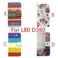 Cheap Leather flip case For LG L80 D380 LG L90 D410 LG G Pro 2 D838 F350 LG G Flex D958 LG Google Nexus 5 E980 LG Optimus F6 D500 LG G2 D802