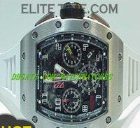 Cheap luxury watches MENS M11 TITANIUM FELIPE MASSA CHRONOGRAPH 2013 BOX PAPERS man Wristwatch