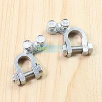 alto trumpet - Alto private car battery trumpet ears battery clip battery clip battery connector zinc alloy