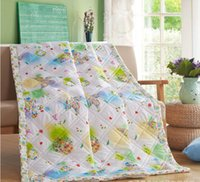 Cheap Adults quilt Best Polyester King printed quilt