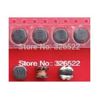 Wholesale SMD CD32 CD43 CD54 CD75 Power Inductor Assorted Kit UH UH valuesx5pcs Power Inductors Pack