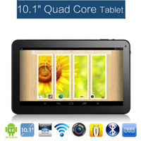 Wholesale NEW quot Android Quad Core tablet Allwinner A31s QuadCore tablet with Bluetooth Capacitive Touch GB GB GB