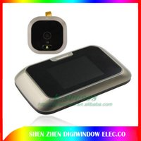 Wholesale china Night Vision Digital Door Viewer with inch lcd screen