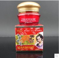 anti aging recipes - Huashuzi Chinese medicine family palace secret recipe Chinese medicine cosmetology super spot frost creams cosmetics quality goods