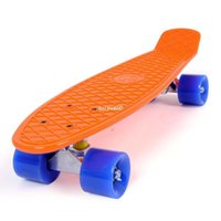 Wholesale Fish plate single rocker professional skateboarding Highway board Extreme Sports Adults Children four scooters