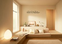 wall say quote word lettering picture art vinyl sticker decal home living room dinning room