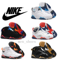 aj7 - 2016 Nike Air Jordan Men s Retro Basketball Shoes Original Quality AJ7 Men Sports Shoes Discount Sports Shoes Leather Mens Running Shoes