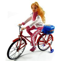 Wholesale 1pc Brand new Fashion Electric Bike Rider Creative Toy Interactive Musical lighting Unicorn Horse Display Box Drop Shipping