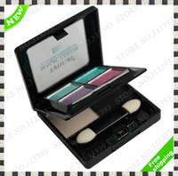 basic colors set - Hot Sale Mineralize Colors Glitter Eyeshadow Make Up Brand Name Basics Eye Shadow Palette Travel Size Kit Sets