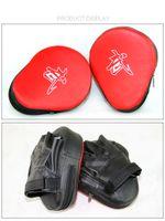 Wholesale 1 Boxing Mitt MMA Target Hook Jab Focus Punch Pad Training Glove Karate cm Boxing Trainning supplies