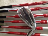 Wholesale 9pcs set golf clubs RSi irons set PAS graphite shaft regular flex RSi1 golf irons free headcover