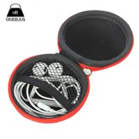 Wholesale Tmc Whole Sale Carrying Hard Hold Case Storage Bag For Earphone Headphone Earbuds Key Coin Hard Holder Box