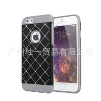 armor all - 2016 for Apple iphone6 combined drill aluminum alloy armor protection shell for Samsung S6edge all over the sky star following