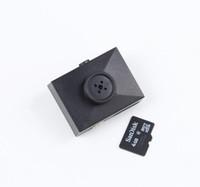 button camera - Button camera mini spy DVR camera Audio Video PC DVR Voice Recorder DVR Cam p Black New mini Camcorders