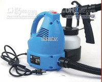 Wholesale 220V ELECTRONIC SPRAY GUN ELECTRIC PAINT GUN