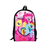 Wholesale My LIttle Pony School Bag inches cm High Quality