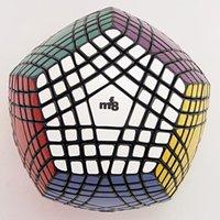Wholesale Speed Demon Cube Store MF8 Teraminx black Cube toys magic Cube Puzzle