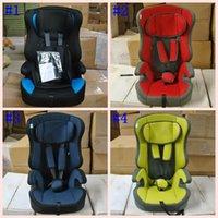 Asientos Modulares bebé Safety Car durante 9 meses a 12 años Niño 1 + 2 + 3 para bebé Cojín automático de protección de 4 colores de accesorios Auto