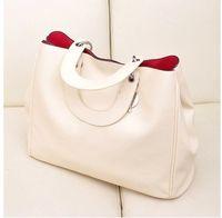 Wholesale Most Popular Fashion Beige Ladies Girls Women s Handbag Totes Shoulder Bag Free Drop Shipping