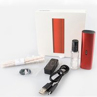 Cheap Vaporizer E Cigarette Dry Herb Wax Tobacco Ploom Premium Vaporizer PAX2 With 3000mAh Battery Deeper Oven Fast Delivery DHL Free