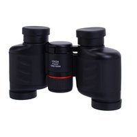 Wholesale Binoculars Telescope Classic Small Binoculars High powered Night Vision With Blue Film OT0152