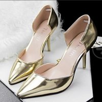 designer heels - Designer Heels for Women Fashion Pointed Toes Good Quality High Heel Pumps Pure Color Ladies Evening Shoes Fashion Style S0043
