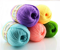 Cheap Baby Knitting Yarn Best Sweater yarn