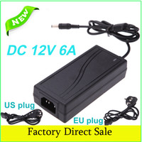 ac power supply cord - DC V A AC Power Adapter Power Power Cord Supply Switching Charger Power Source For Led Strip Light EU US Plug L0109