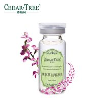 cedar - 2015 Cedar Tree lavender anti sensitive Repair Solution Original liquid Hyaluronic Acid repair redness Scar Remover ml