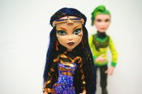 big comet - Original Boo York Comet Crossed Couple Cleo de Nile and Deuce Gorgon Dolls For Girls Genuine Brand MH ToyS Birthday GiftS