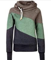 Wholesale 2015 Fashion Women Hoodies Korea Style New Slim Long Sleeve Plus Size Jacket Autumn Winter Sweatshirts Outwear