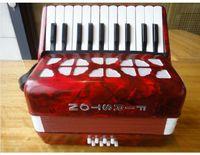 Wholesale DHL Accordion bass key tibesti bs professional child accordion child