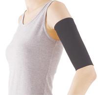 Wholesale New Upper Arm Shape Belt Control Fat Buster Calorie Off Massage Slimming hand Arms Shaper black beige