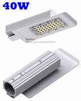Cheap 40W LED street light for path road garden park IP65 waterproof 100-277VAC DHL Fedex free shipping LED road lamp