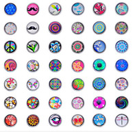 Wholesale New DIY snap Jewelry NOOSA Amsterdam mm mini resin noosa Interchangeable Snap Buttons DIY Jewelry Ginger Snap