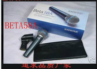 Wholesale new Low Price Good Quality Beta A A Beta58A Dynamic Vocal Wired Microphone Mike Mic