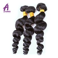 Cheap Natural Color loose wave Best 100g(+/-5g)/piece Loose Wave weaves closure