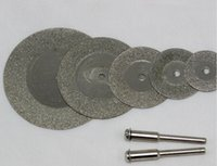 Wholesale 5pcs emery saw blade diamond saw blade for jade polishing