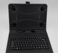 5 inch tablet - New Arrival iRulu inch Leather Keyboard Stand Case For inch inch inch Q88 Tablet pc colors