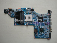 Wholesale For HP Pavilion DV7 Motherboard Intel i3 HM55 independence was memory DAOLX6MB6F2 DDR3 blue live board