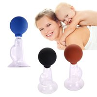 Wholesale PVC Nursing Super Strong Suction Reliever bebe seios Breastfeeding Manual Breast Pumps PTSP