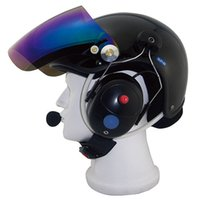 Wholesale Paramotor helmet headset used in paramotor delta wing aircraft