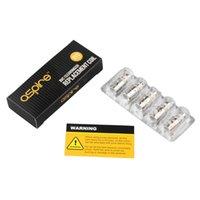 best ets - Best selling Aspire BVC Coil Heads Replacement Coils ohm For Aspire BDC Atomizers ET ETS Mini Vivi Nova BVC